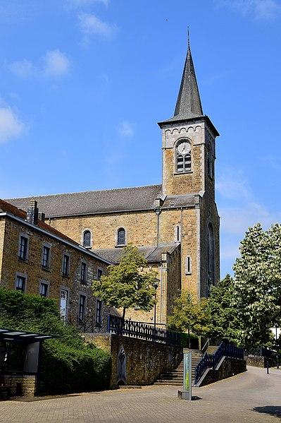 Eglise St-Martin, Havelange