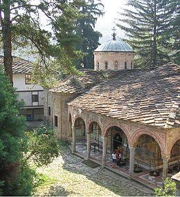 260px-Eglise_ste_vierge_trajan_monastere_2 Всемирното Православие - Кончина на Н. Светейшество Патриарх Максим