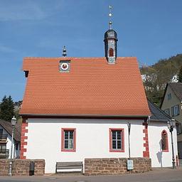 Eichenbühl St. Valentin 1839