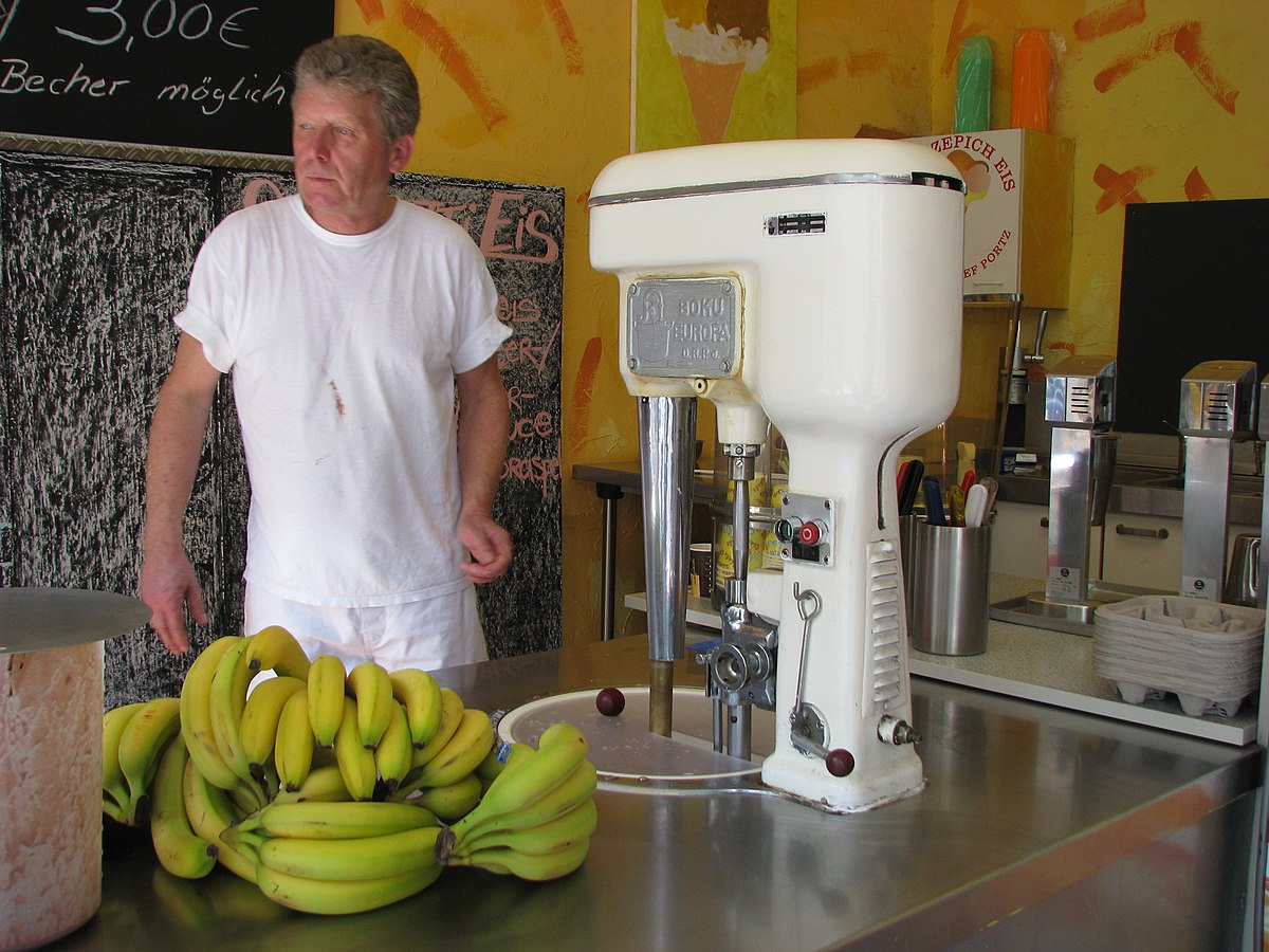 Ice cream maker wikipedia ccuart Image collections