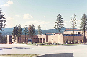 College of the Rockies - East Kootenay Community College, 1989