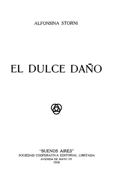 File:El Dulce Daño - Alfonsina Storni.pdf