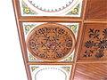 Elaborate Victorian ventilation system c1880 at Plough Lane Chapel, Lion Street, Brecon.JPG