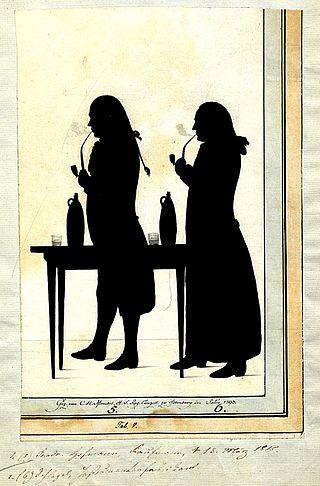 Elias Schlegel, Instrumentenmacher, (rechts im Bild), ThStA Altenburg, Sammlg. GAGO, Nr. 469