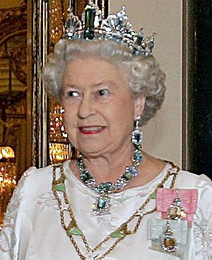 "Secret Service code name - Queen Elizabeth II, codename ""Kittyhawk""."
