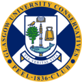 Emblem of the Glasgow University Conservative Association.png