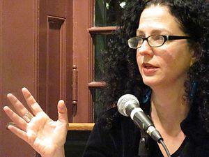 Emily Nussbaum - Image: Emily Nussbaum 2.04.15 (16444645311)