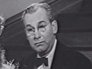 Emmett Vogan - Vogan in Trocadero, 1944