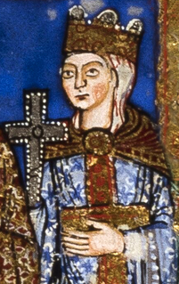 Empress Matilda Claimant to the English throne during the Anarchy (1102–1167)