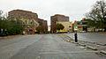 Empty Courthouse Plaza parking lot (8138299473).jpg