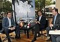Encuentro bilateral con Mariano Rajoy, Presidente del Gobierno de España. (8797892141).jpg
