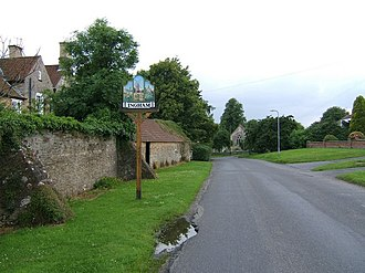Ingham, Lincolnshire - Entering Ingham from the east