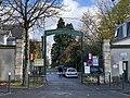 Entrée principale Parc Montreau Montreuil Seine St Denis 2.jpg
