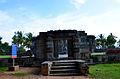 Entrance gate to Kedareshwara Temple in Halebidu.jpg