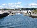 Entrance to Aberystwyth Harbour - geograph.org.uk - 847864.jpg