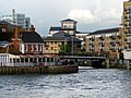 Entrance to Limehouse Marina - geograph.org.uk - 1702350.jpg
