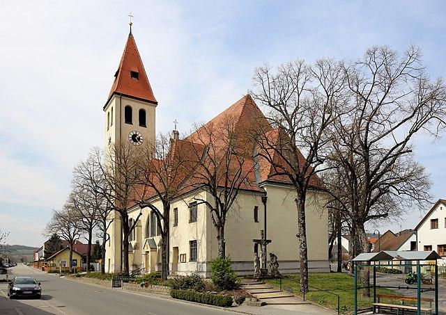 Enzersfeld im Weinviertel
