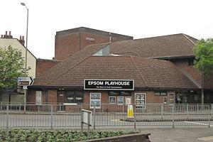 Epsom Playhouse - Epsom Playhouse in 2013