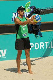 Eric Koreng Austrian Masters 2008