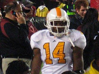 Tennessee Volunteers football statistical leaders - Eric Berry intercepted 14 passes in his 3-year career at Tennessee.