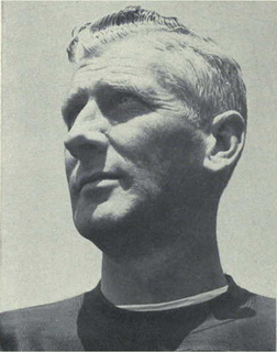 Ernie McCoy (athletic director) American basketball player, coach, and athletic director