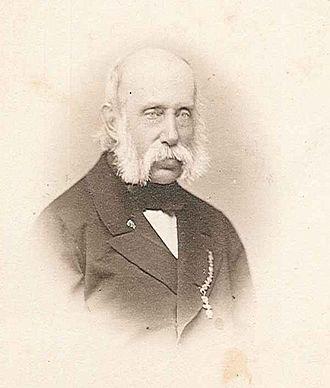Archduke Franz Karl of Austria - Franz Karl at age 75, 1878
