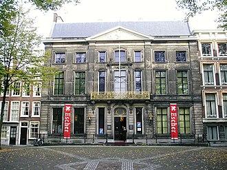 Lange Voorhout Palace - Lange Voorhout Palace in The Hague
