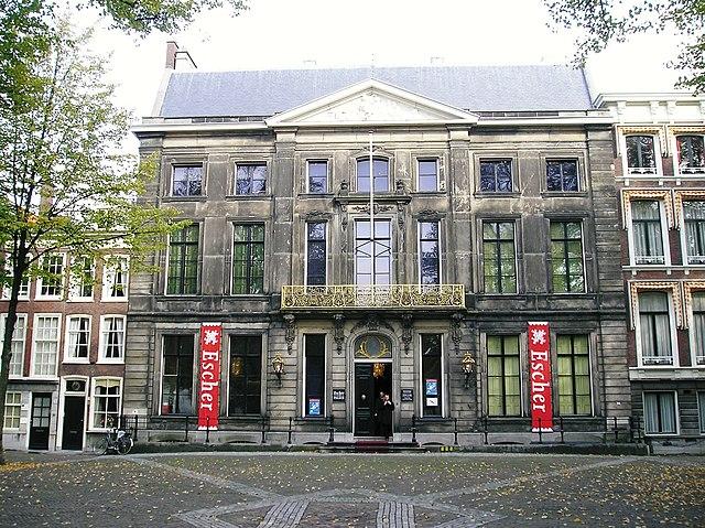 Музей Эшера в Гааге