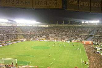 2001 Copa América - Image: Estadiometropolitano 2009