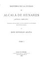 Esteban Azaña Catarinéu (1882) Historia de Alcalá de Henares.png