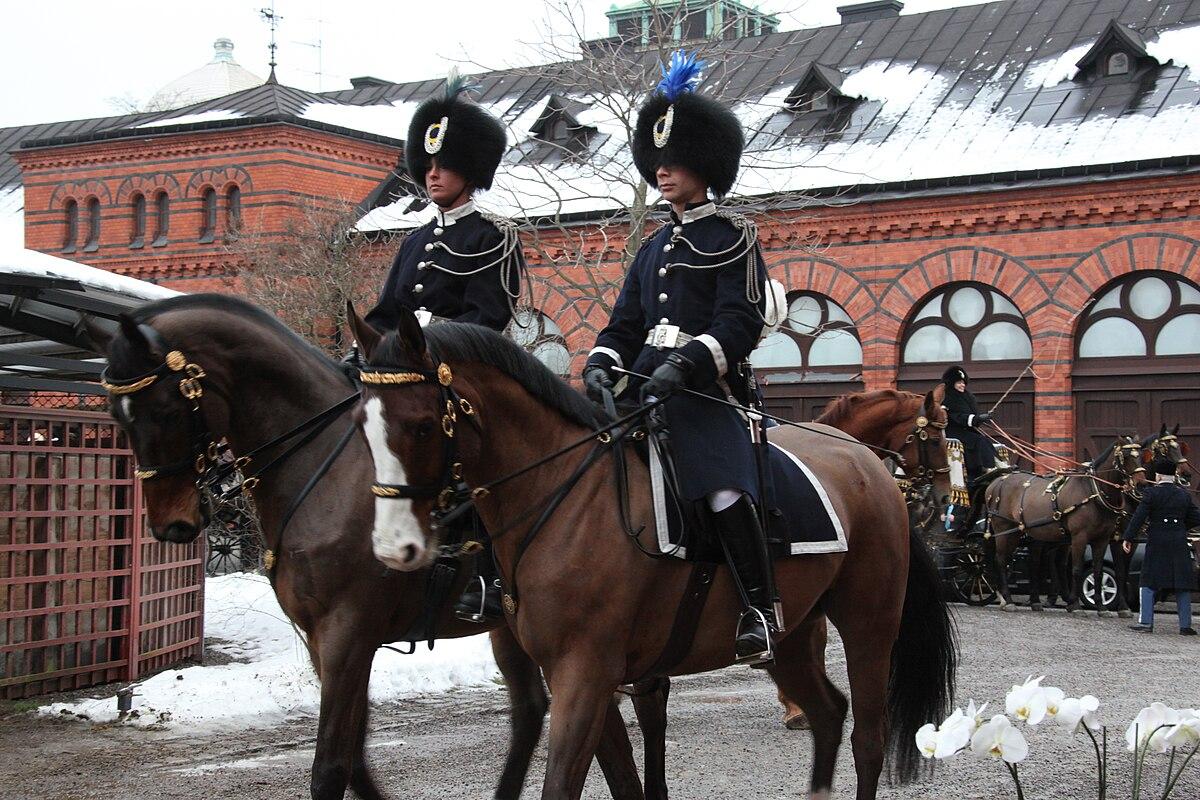 royal stables  sweden
