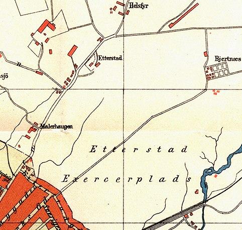 etterstad kart Etterstad   Howling Pixel etterstad kart