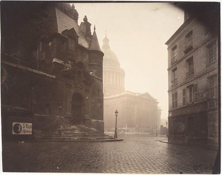 File:Eugène Atget, Rue de la Montagne-Sainte-Geneviève, 1924.jpg