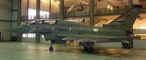 Eurofighter Typhoon variants - DA4 in 2011
