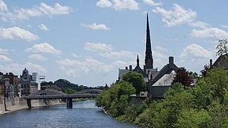 Cambridge, Ontario City in Waterloo, Ontario, Canada