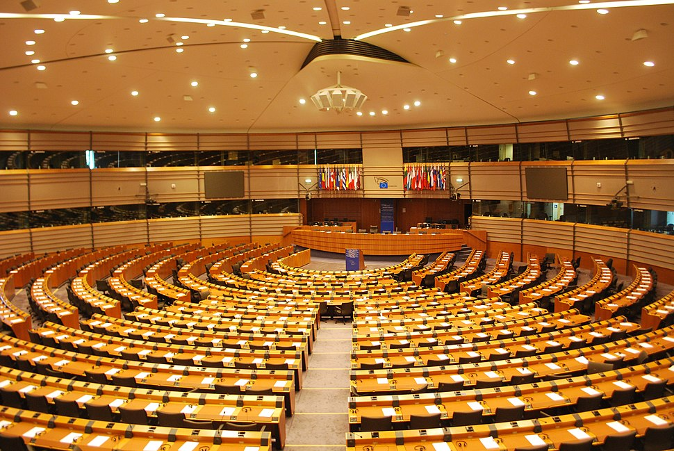 European Parliament - Hemicycle