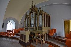 Evangelische Pfarrkirche Rechnitz Interior 05.jpg