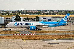 Airbus A350-900 der French Bee
