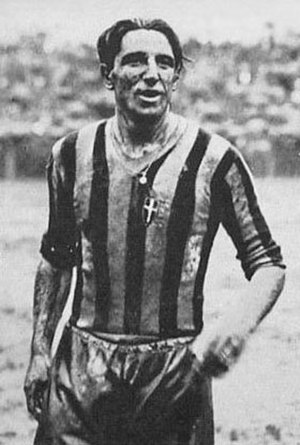 Giovanni Vecchina - Vecchina with Juventus in 1932