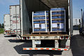 FEMA - 35797 - Bottled water sitting on pallets in a truck in Illinois.jpg