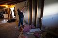 FEMA - 45061 - Wall demolition at Rocky Boy Indian Reservation in Montana.jpg