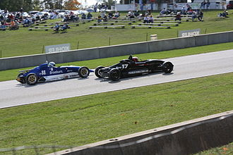 SCCA National Championship Runoffs - Formula Ford