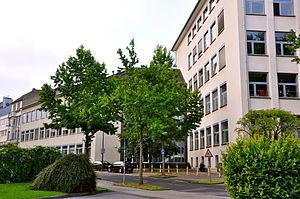 FH Aachen - Image: FH Maschinenbau