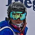 FIS Moguls World Cup 2015 Finals - Megève - 20150315 - Camille Cabrol 5.jpg