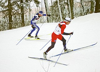 Anders Aukland Norwegian cross-country skier