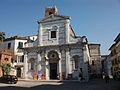 Façana de l'església de Santi Giovanni e Reparata, Lucca.JPG
