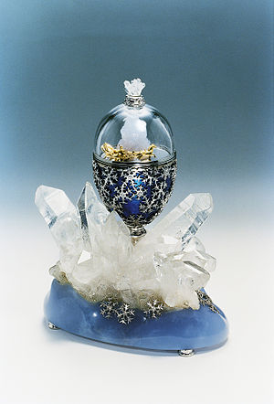 Victor Mayer - Image: Fabergé Winter Ei