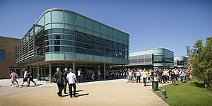 Edge Hill University - Faculty of Health and Social Care