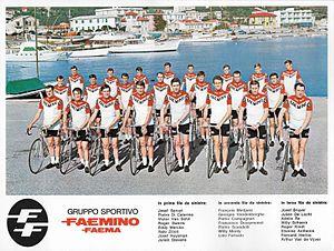 Faemino–Faema - The Faemino–Faema of 1970