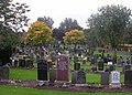 Falkirk Cemetery - geograph.org.uk - 263536.jpg
